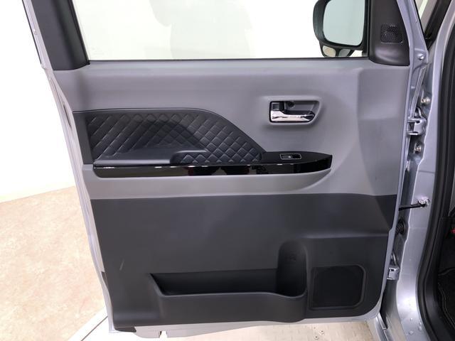 カスタムX 4WD CDチューナー キーフリー 両側電動スライドドア 衝突被害軽減システム(35枚目)