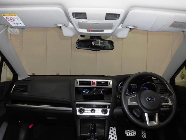 スバル レガシィB4 リミテッド アイサイト・ASP装着車 デモカーアップ CD
