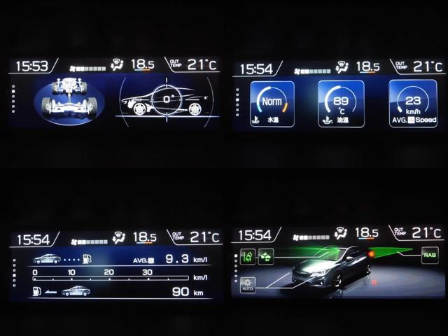 1.6i-L EyeSight ナビ ドライブレコーダー(17枚目)