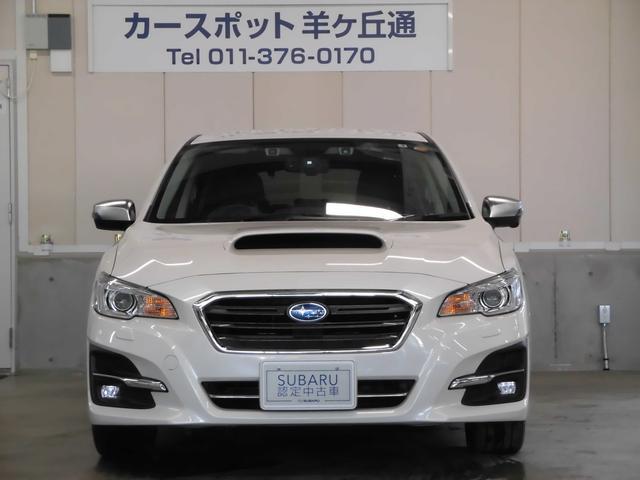 1.6GT EyeSight 元試乗車 CD(4枚目)