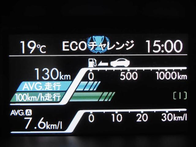 1.6GT-S EyeSight 社外エンジンスターター(43枚目)