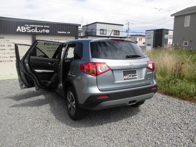 「スズキ」「エスクード」「SUV・クロカン」「北海道」の中古車23