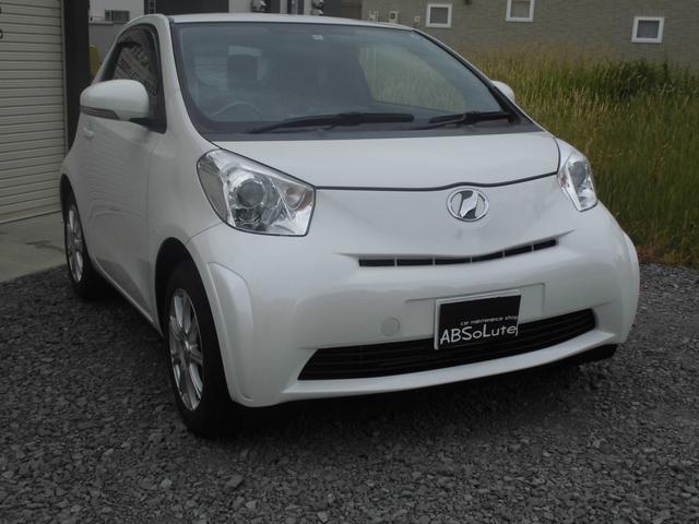 「トヨタ」「iQ」「コンパクトカー」「北海道」の中古車3
