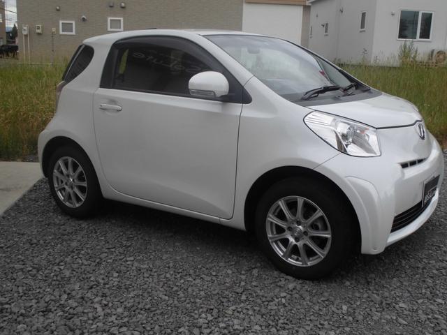 「トヨタ」「iQ」「コンパクトカー」「北海道」の中古車5