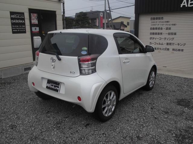 「トヨタ」「iQ」「コンパクトカー」「北海道」の中古車8