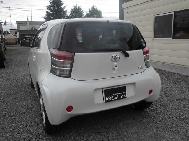「トヨタ」「iQ」「コンパクトカー」「北海道」の中古車11