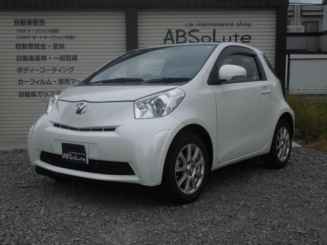 「トヨタ」「iQ」「コンパクトカー」「北海道」の中古車15