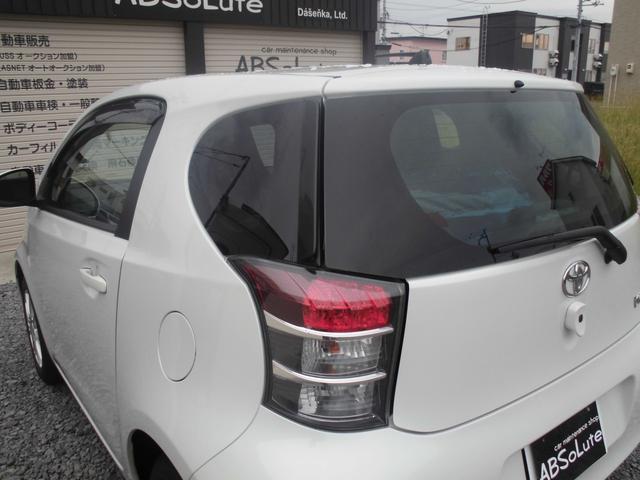 「トヨタ」「iQ」「コンパクトカー」「北海道」の中古車41