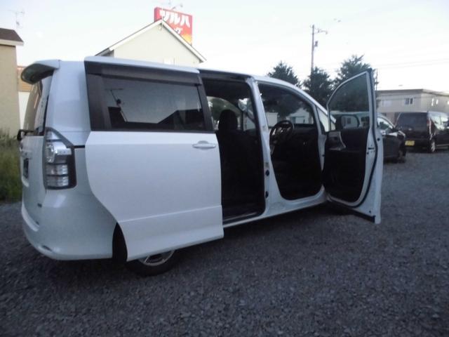「トヨタ」「ヴォクシー」「ミニバン・ワンボックス」「北海道」の中古車26