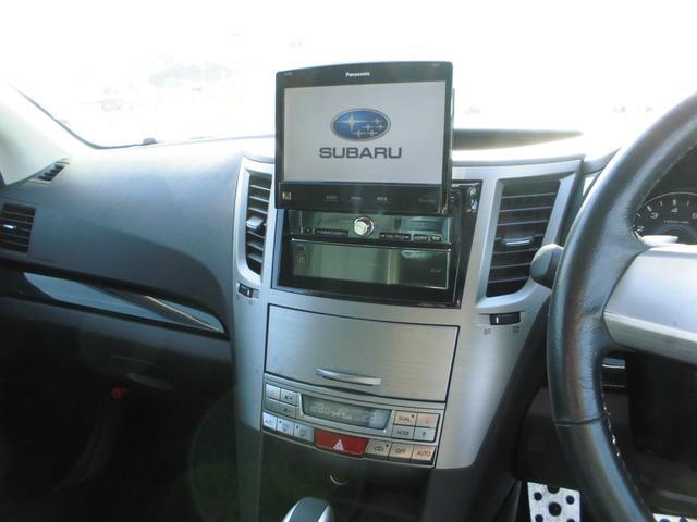 2.5GT Sパッケージ AT 4WD インタークーラーターボ タイベル交換済 ハーフエアロ ハーフレザーシート ETC スマートキー プッシュスタート HID エンジンスターター 純正HDDナビTV バックカメラ 寒冷地仕様(21枚目)