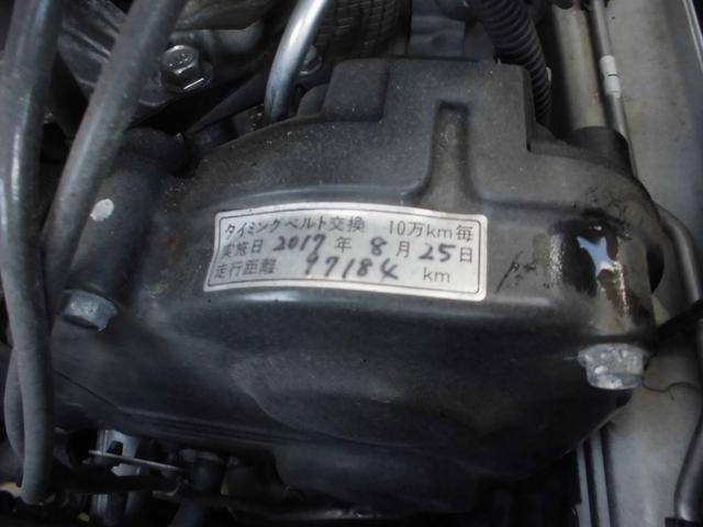 2.5GT Sパッケージ AT 4WD インタークーラーターボ タイベル交換済 ハーフエアロ ハーフレザーシート ETC スマートキー プッシュスタート HID エンジンスターター 純正HDDナビTV バックカメラ 寒冷地仕様(24枚目)