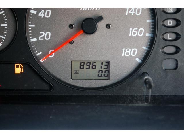 実走行89,613キロ