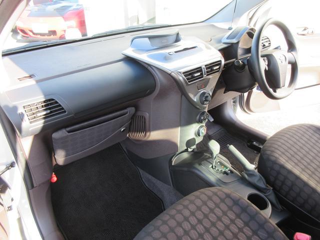トヨタ iQ 100X 1オーナー 禁煙車 寒冷地仕様 キーレス