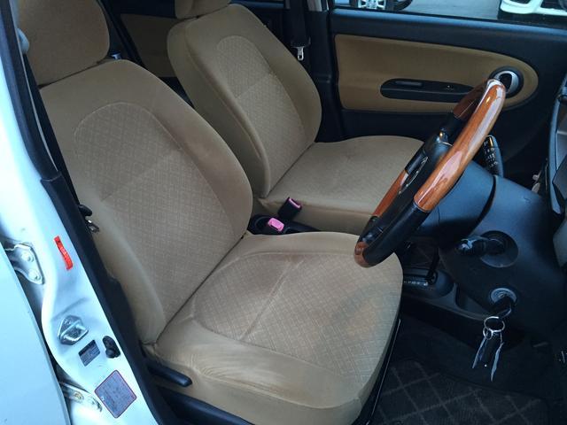 ダイハツ ミラジーノ プレミアムL 4WD キーレス MOMOステア ABS