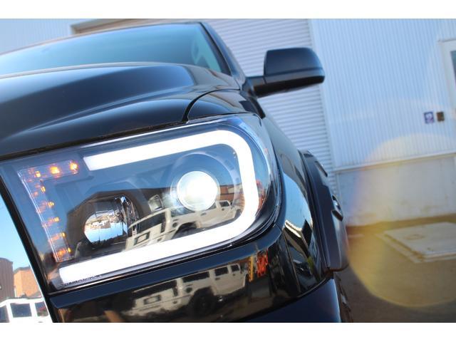 ダブルキャブ SR5 4WD 新品ヘッドドライト 本州仕入(3枚目)