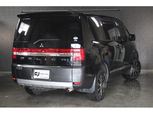 「三菱」「デリカD:5」「ミニバン・ワンボックス」「北海道」の中古車11