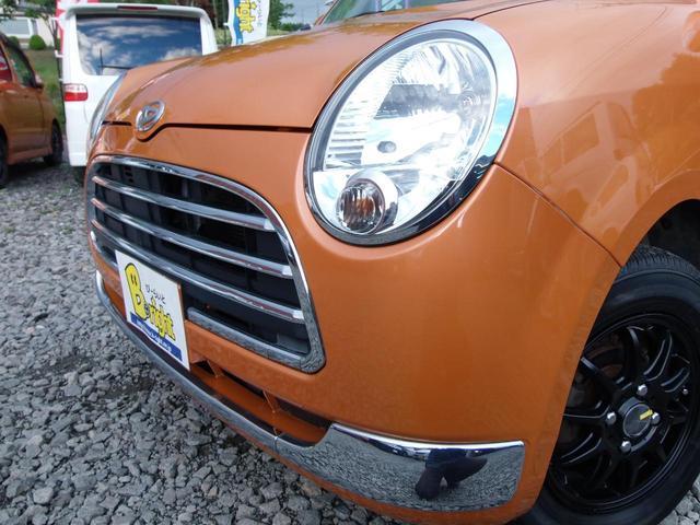 ダイハツ ミラジーノ X 4WD 本州仕入 新品13AWタイヤ 新品シートカバー
