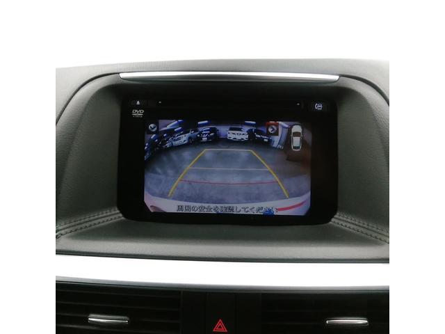 マツダ CX-5 XD プロアクティブ 4WD 純正HDDナビ Bカメラ