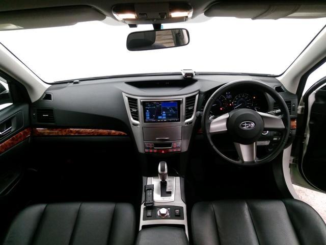 スバル アウトバック 2.5i Lパッケージ 4WD サンルーフ 革シート