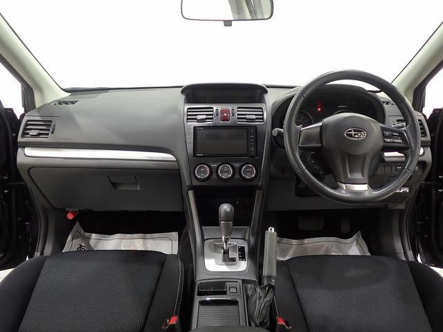 スバル インプレッサスポーツ 2.0iアイサイト 4WD 純正ナビ レーダークルコン