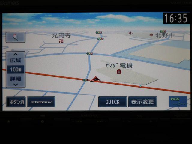 スパーダ 4WD 8人乗 両側パワスラ 純正SDナビ 禁煙車(3枚目)
