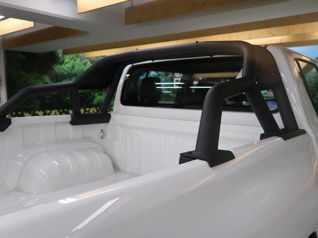 トヨタ ハイラックス Z 4WD 登録済未使用車 ディーゼル TRDスポーツバー