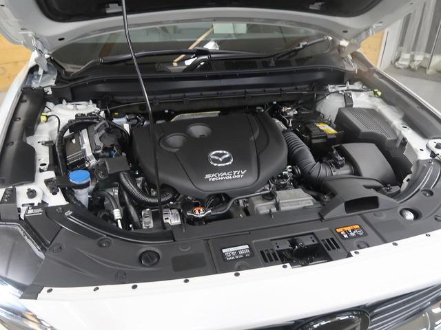 XD Lパッケージ 4WD 7人 登録済未使用車 白革シート(20枚目)