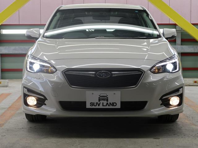 2.0i-Lアイサイト 4WD 寒冷地仕様 純正SDナビ(15枚目)