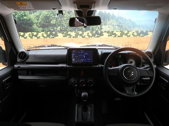 JL スズキセーフティサポート装着車 4WD 純正SDナビ(2枚目)