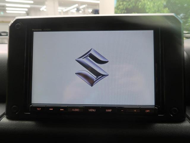JL スズキセーフティサポート装着車 4WD 純正SDナビ(4枚目)