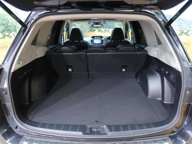 プレミアム 禁煙車 4WD アイサイトVer.3 純正SDナビ バックモニター ルーフレール 前席パワーシート 前席シートヒーター パワーバックドア ハンドルヒーター 純正18インチアルミ LEDヘッドライト(12枚目)