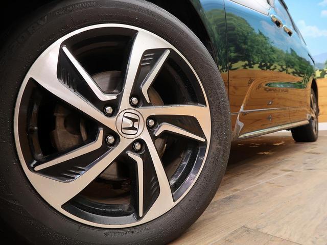 アブソルート 禁煙車 4WD メーカーナビ LEDヘッドライト クルーズコントロール バックカメラ フルセグTV ETC スマートキー アイドリングストップ 電動スライド 純正17インチAW 横滑り防止装置(11枚目)