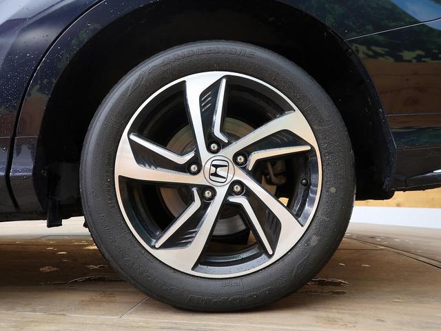 アブソルート 禁煙車 4WD メーカーナビ LEDヘッドライト クルーズコントロール バックカメラ フルセグTV ETC スマートキー アイドリングストップ 電動スライド 純正17インチAW 横滑り防止装置(25枚目)