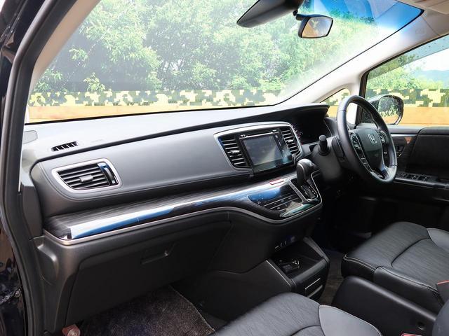 アブソルート 禁煙車 4WD メーカーナビ LEDヘッドライト クルーズコントロール バックカメラ フルセグTV ETC スマートキー アイドリングストップ 電動スライド 純正17インチAW 横滑り防止装置(27枚目)