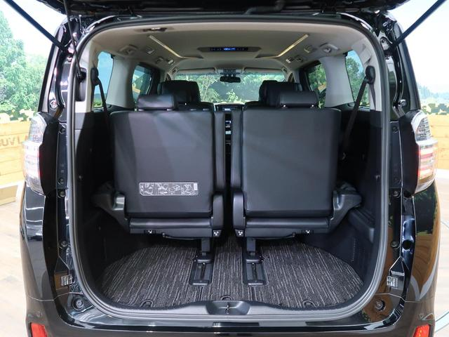 ZR Gエディション 禁煙車 4WD 衝突被害軽減装置 純正SDナビ LEDヘッドライト オートハイビーム 両側電動スライド 電動リアゲート 前席シートヒーター バックカメラ ETC 100V電源 クリアランスソナー(43枚目)