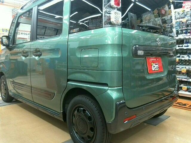 「スズキ」「スペーシアギア」「軽自動車」「北海道」の中古車15