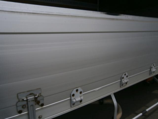 4t ワイド アルミウイング 6.2mボデー(9枚目)