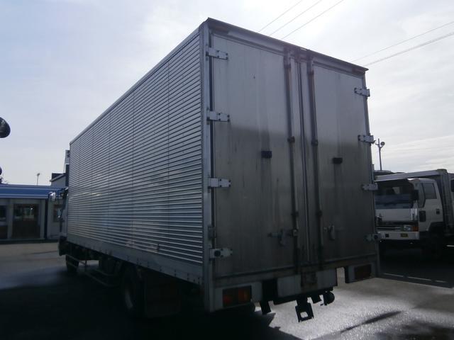 日野 レンジャー 4t ワイド ドライバン 6.7m荷台長