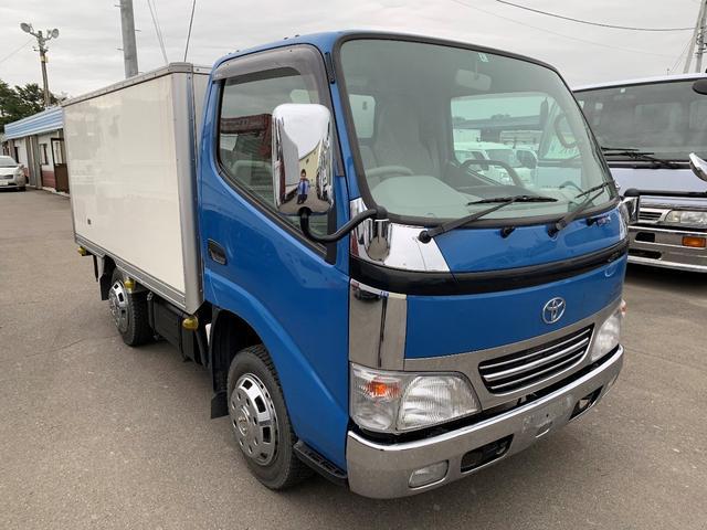 積載1000Kg 4WD 保冷バン(2枚目)