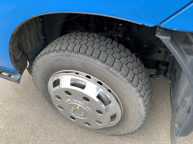 積載1000Kg 4WD 保冷バン(11枚目)