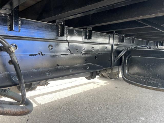 4tワイド4段クレーンラジコン・フックイン 6m荷台長(14枚目)