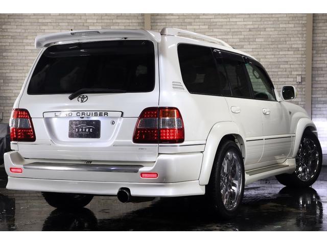 「トヨタ」「ランドクルーザー100」「SUV・クロカン」「北海道」の中古車24