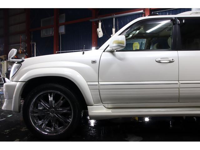 「トヨタ」「ランドクルーザー100」「SUV・クロカン」「北海道」の中古車29