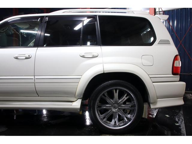 「トヨタ」「ランドクルーザー100」「SUV・クロカン」「北海道」の中古車30