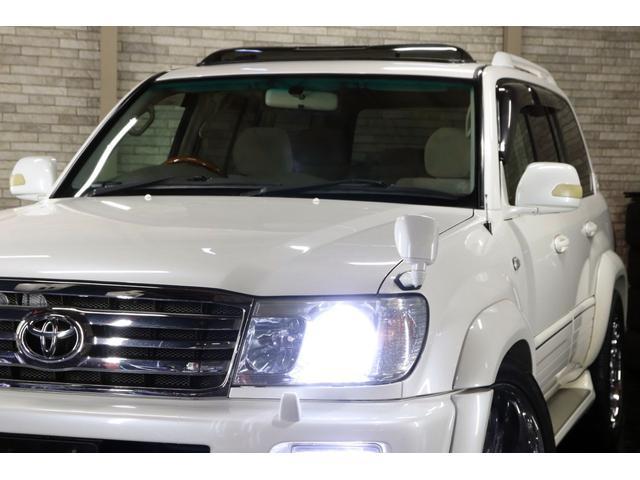 「トヨタ」「ランドクルーザー100」「SUV・クロカン」「北海道」の中古車36