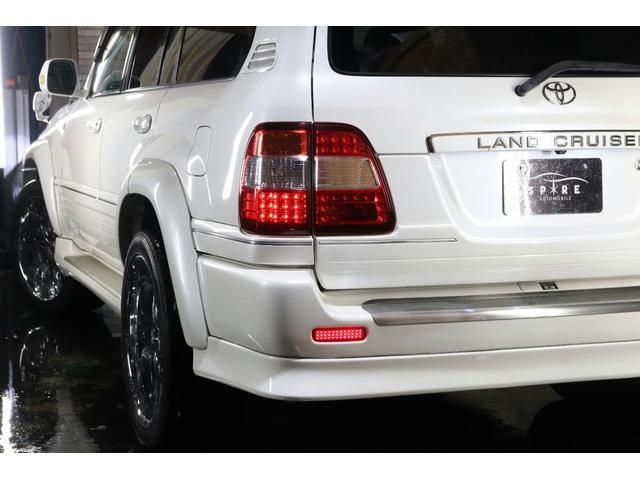 「トヨタ」「ランドクルーザー100」「SUV・クロカン」「北海道」の中古車37