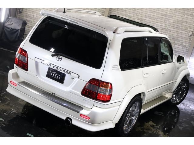 「トヨタ」「ランドクルーザー100」「SUV・クロカン」「北海道」の中古車42