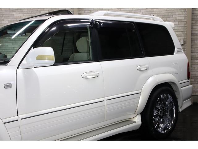「トヨタ」「ランドクルーザー100」「SUV・クロカン」「北海道」の中古車44