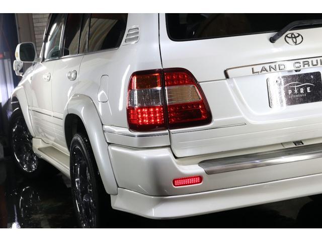 「トヨタ」「ランドクルーザー100」「SUV・クロカン」「北海道」の中古車56