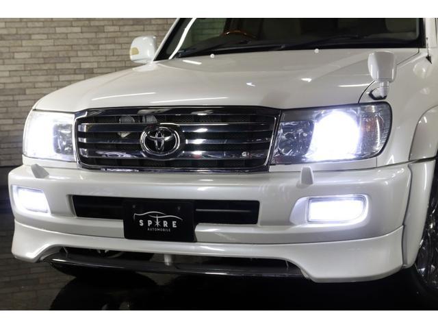 「トヨタ」「ランドクルーザー100」「SUV・クロカン」「北海道」の中古車57